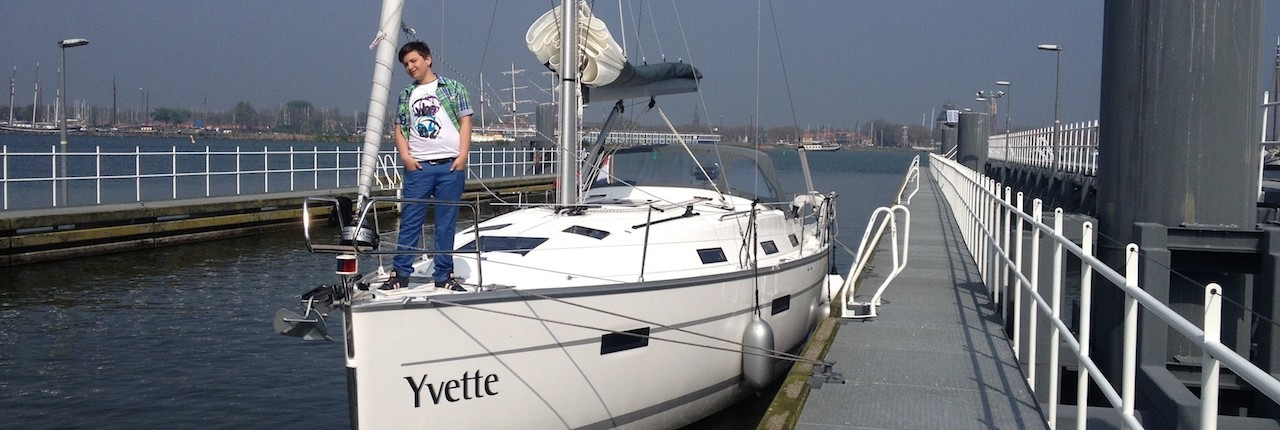 Bavaria 36 Ltd. Yvette 2014