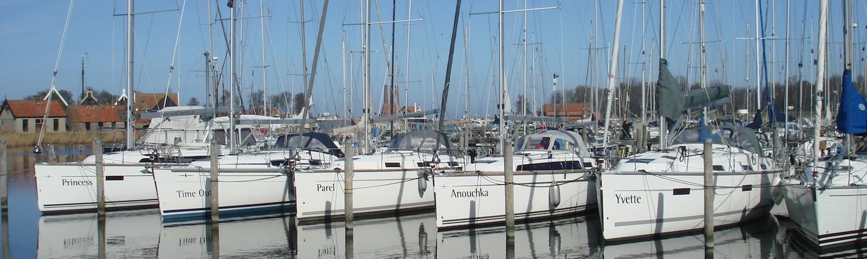 Yachtcharter Windkracht 5 Enkhuizen Compagnieshafen