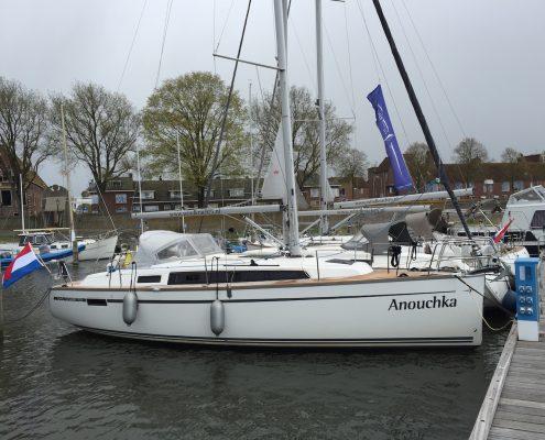 Segelboot-Bavaria-33-Anouchka