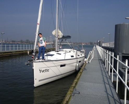 Segelboot-Bavaria-36