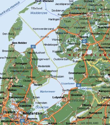 IJsselmeer Windkracht 5