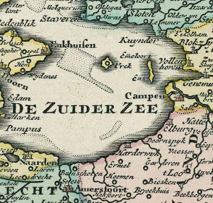 IJsselmeer Zuiderzee