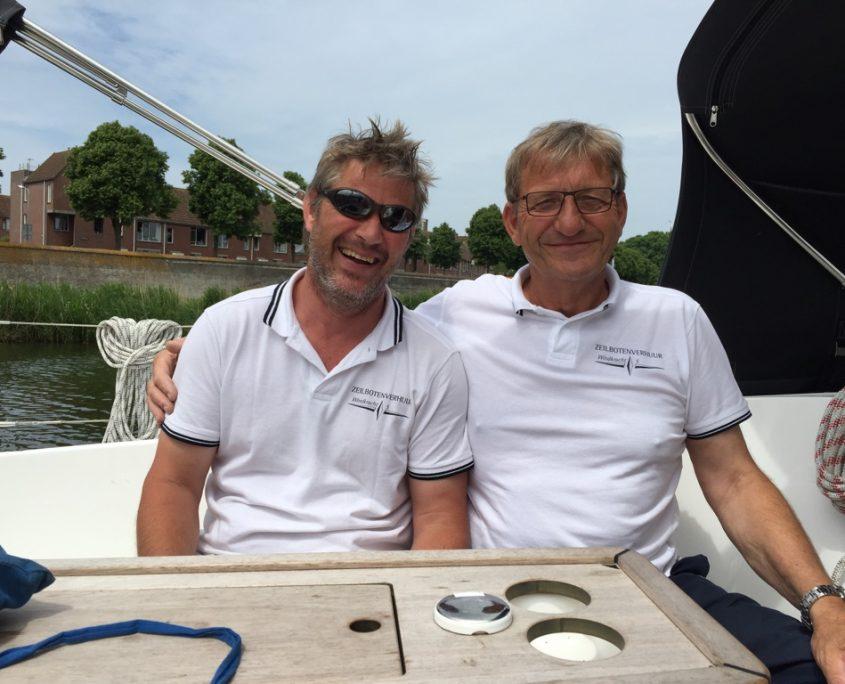 Freundenausflug Yachtcharter Enkhuizen