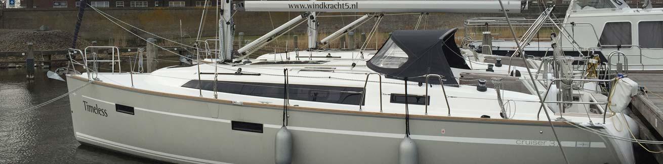 Bavaria 37 Cruiser Timeless Windkracht5