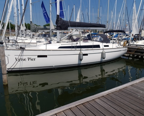 Bavaria 37 2018 Windkracht5