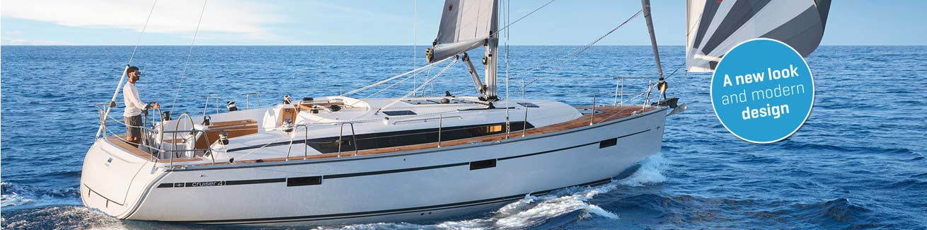 Bavaria Cruiser 41 new look