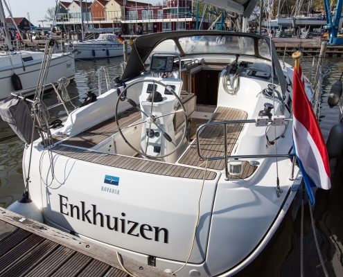 Bavaria 36 Enkhuizen Windkracht5