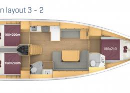 Bavaria C42 Ouwe Reus 3 aus 2020