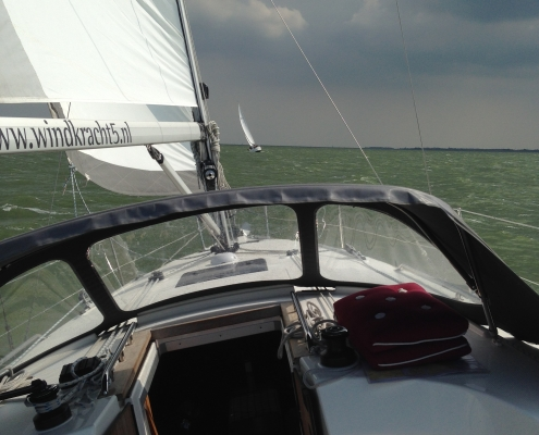 Bavaria 32 Parel Windkracht5