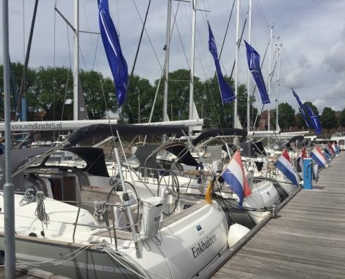 Segelboot mieten Angebot Windkracht 5